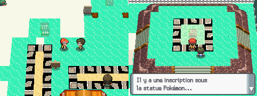 Glitch Sinnoh