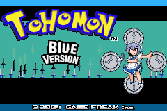 Touhoumon Blue Version
